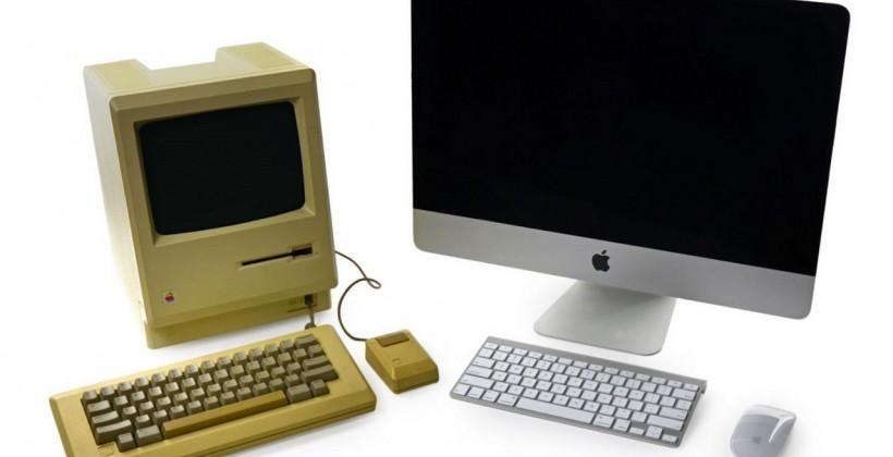 Macintosh 128K gets iFixit teardown