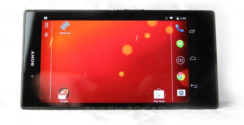 Sony Z Ultra Google Play Edition Review