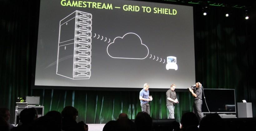 NVIDIA SHIELD streams Batman 6000 miles away