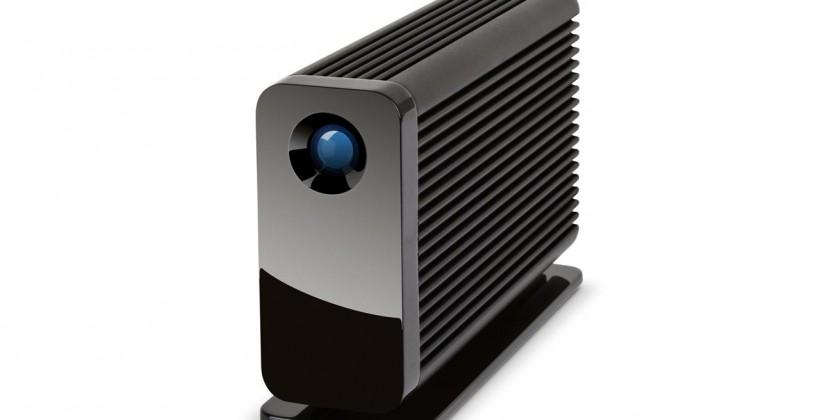 LaCie Little Big Disk Thunderbolt 2 boasts title of fastest portable storage offering