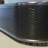 LG's new Sound Plate brings big sound in a slim package