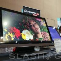 Lenovo ThinkVision brings Android to your desktop