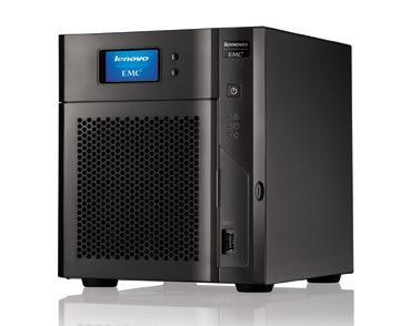 LenovoEMC px4-400d NAS - hero shot - 01_2014