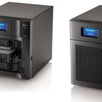 LenovoEMC px4-400d NAS packs up to 16TB