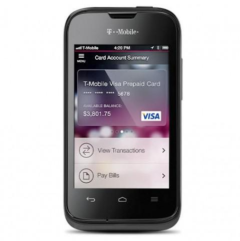 Mobile Money by T-Mobile App