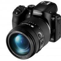 Samsung NX30 Smart Camera adds flexible EVF and new S-line lenses