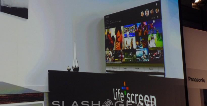"Panasonic Life+ Screen ""Beyond Smart TV"" lineup unveiled"