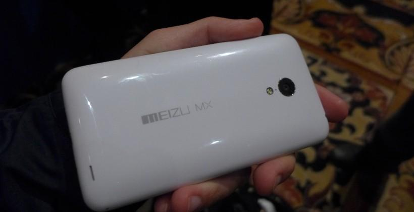 Meizu MX3 hands-on