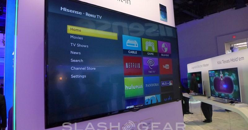 Hisense H4 Series Roku TV eyes-on - SlashGear
