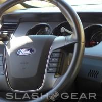 Ford Vehicle-to-Vehicle Communication driving experience