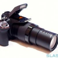 Olympus Stylus SP-100EE IHS flaunts crazy 50x optical super-zoom
