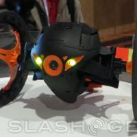 Parrot Jumping Sumo leaps its way into stardom at CES 2014
