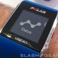 Polar's new V800 sports watch, hands-on