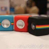 Polaroid's C3 and Z2300, hands-on with a two big shots