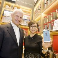 Samsung bringing Galaxy wares to illycaffe shops via new partnership