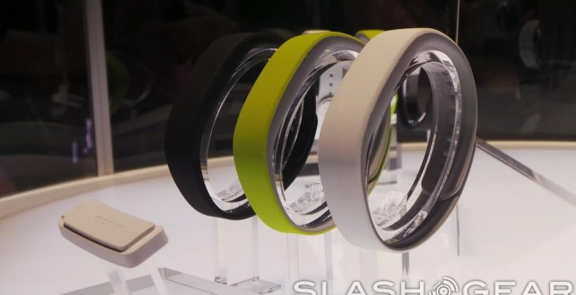 Sony's new Core wearable introduced at CES