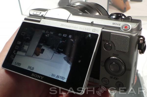 Sony a5000 ho2