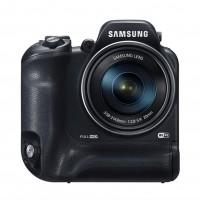Samsung WB2200F super zoom camera boasts optical 60x zoom