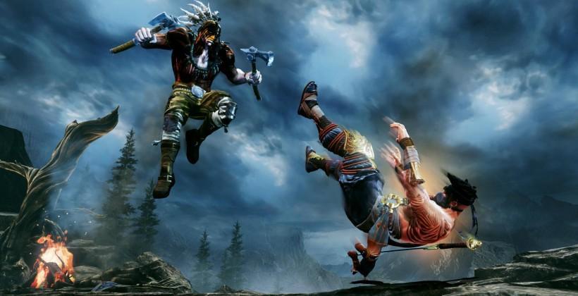 Xbox One's Killer Instinct shuffle gets regular: Thunder cracks