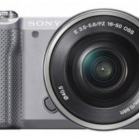 Sony a5000 interchangeable lens camera unveiled with BIONZ X processor and WiFi