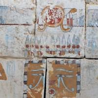 Archaeologists discover ancient color pictures shedding light on Egyptian Abydos Dynasty