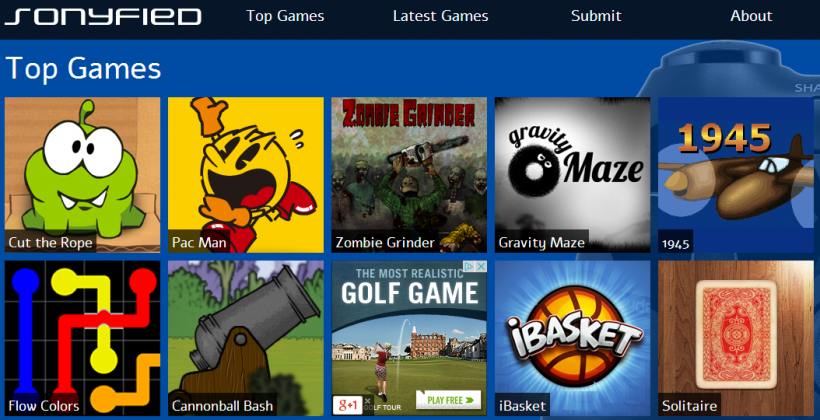 XboxIE and Sonyfied bring HTML5 games to Xbox One and PS4