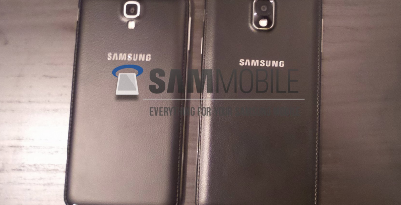 Galaxy Note 3 mini (or Neo) brings line back a couple steps