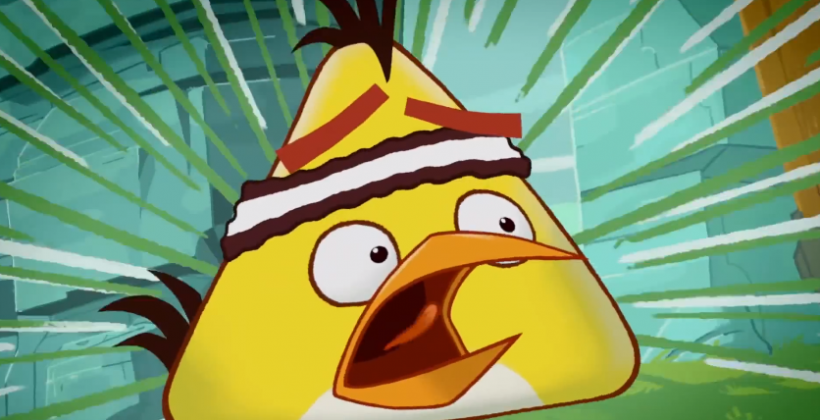 Angry Birds NSA sharing strongly denied by Rovio