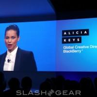 "BlackBerry bins ""Global Creative Director"" Alicia Keys"