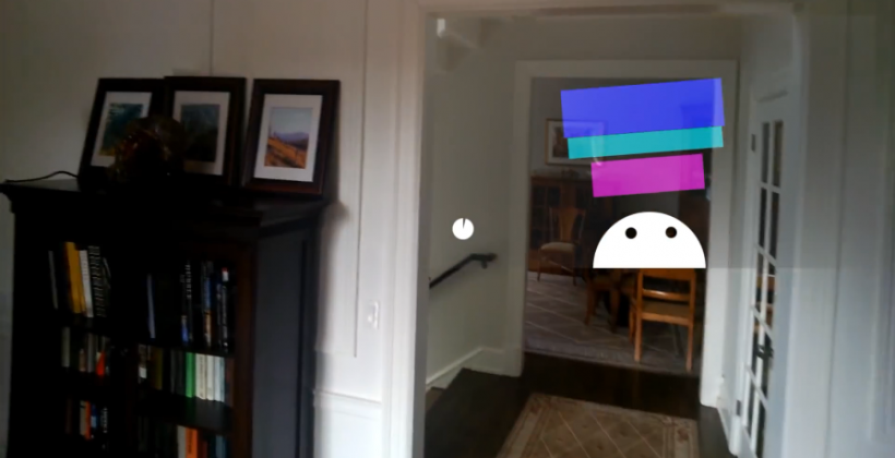 """Google Glass mini-games """"hacked together"""" to demo possibilities"""