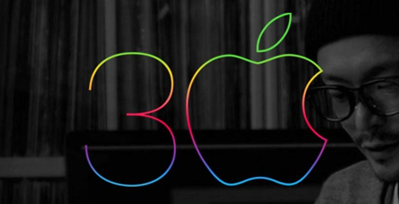 Apple Celebrates Mac computer's 30th birthday with interactive timeline