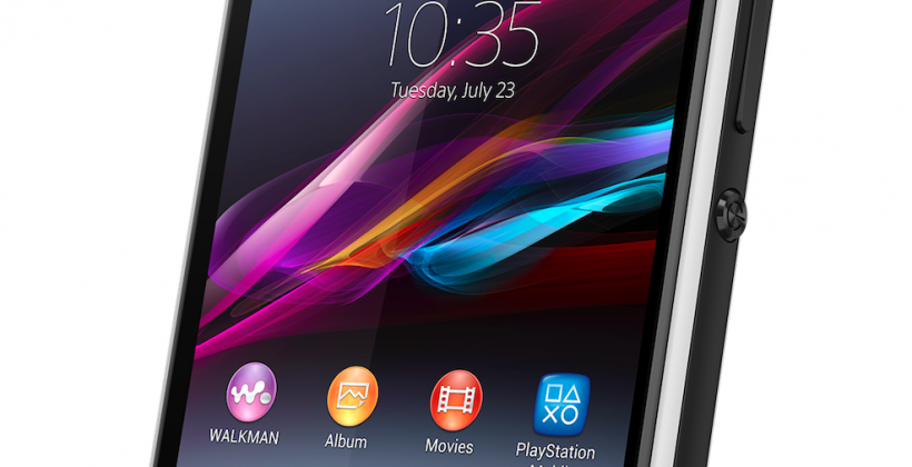 Sony Xperia E1 official with 100dB speaker