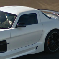 Google Street View visits Top Gear test track, Stig in tow