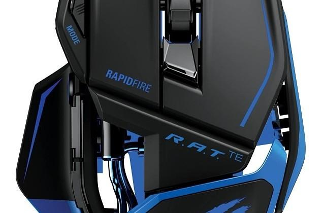 MadCatz R.A.T Tournament Edition gaming mouse arrives next month