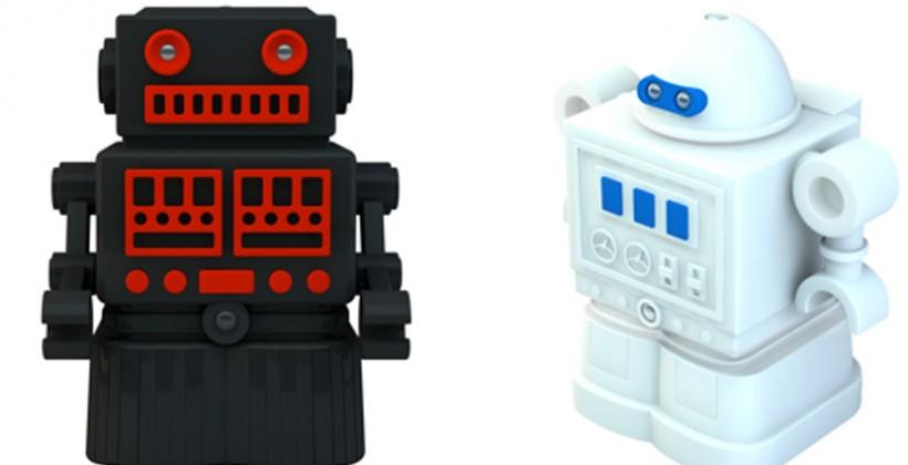 BeeWi Bluetooth Fighting Mini Robot has IR eyes to blast enemies