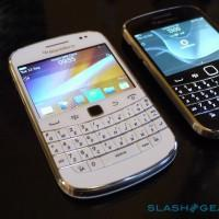Blackberry smartphones to offer physical keyboards in bid to redirect company's future