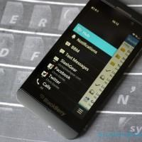 BlackBerry 10 update brings quick-filters