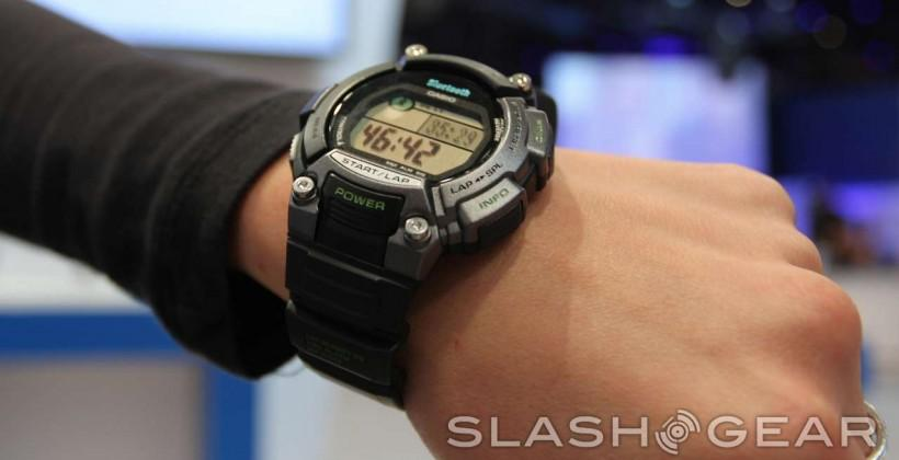 Casio G-Shock STB-100 Sport Watch hands-on: classic looks get smart