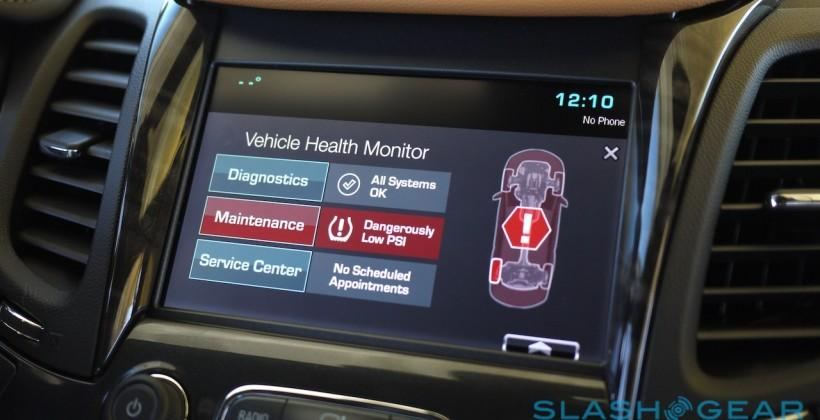 "Chevrolet ""Connected by OnStar"" 4G detailed for 2014: Hands-on"