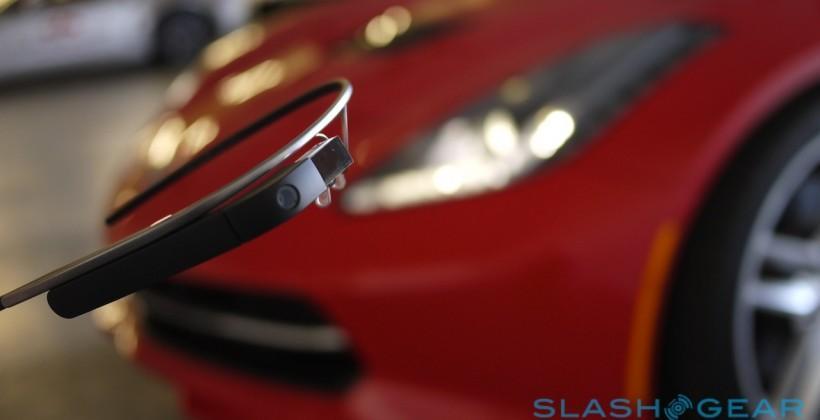 Corvette Stingray turns Google Glass into driver info HUD