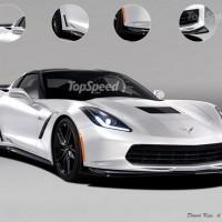 2015 Corvette Z06 specs leak as renderings hint at the design