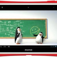 DreamTab tablet from DreamWorks and Fuhu heads to CES 2014