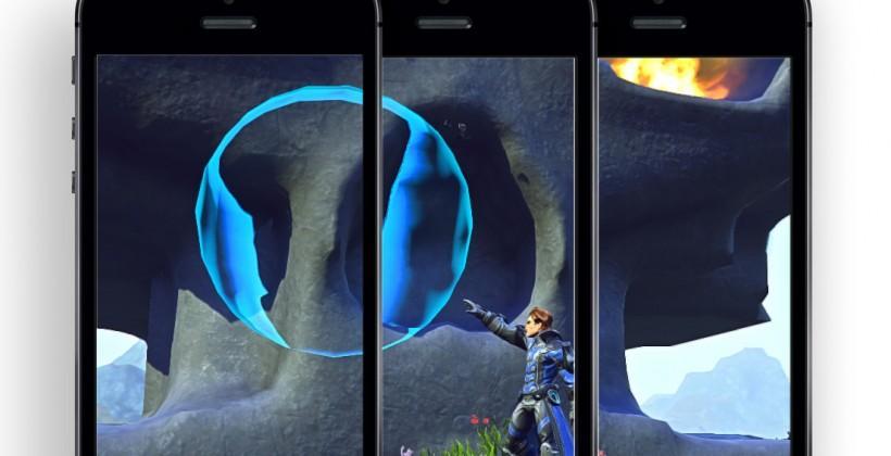 EverQuest testing smartphone gaming for cross-platform guilds