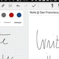 Evernote Android beta update adds handwritten note capability