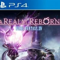 Final Fantasy XIV heads to PS4 in April