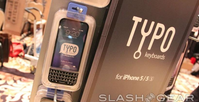 Typo iPhone keyboard hands-on: BlackBerry's bane