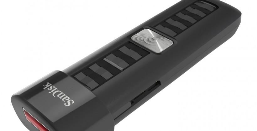 SanDisk 64GB Connect Wireless Flash Drive ushers in enhanced lineup
