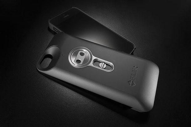 FLIR ONE iPhone 5S case brings high-end thermal camera to your mobile