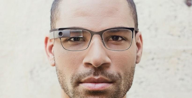 Google's Glass frames are pretty but dumb