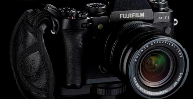 Fujifilm X-T1 believed to come with weather-sealed lens